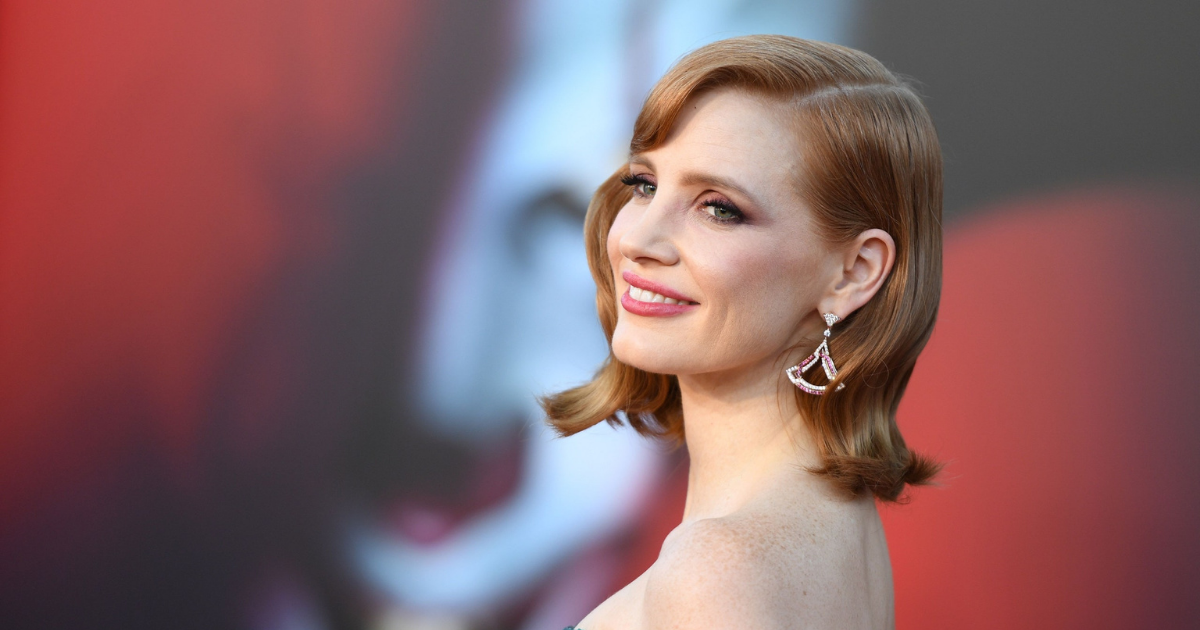 Jessica Chastain to Receive TIFF Tribute Actor Award
