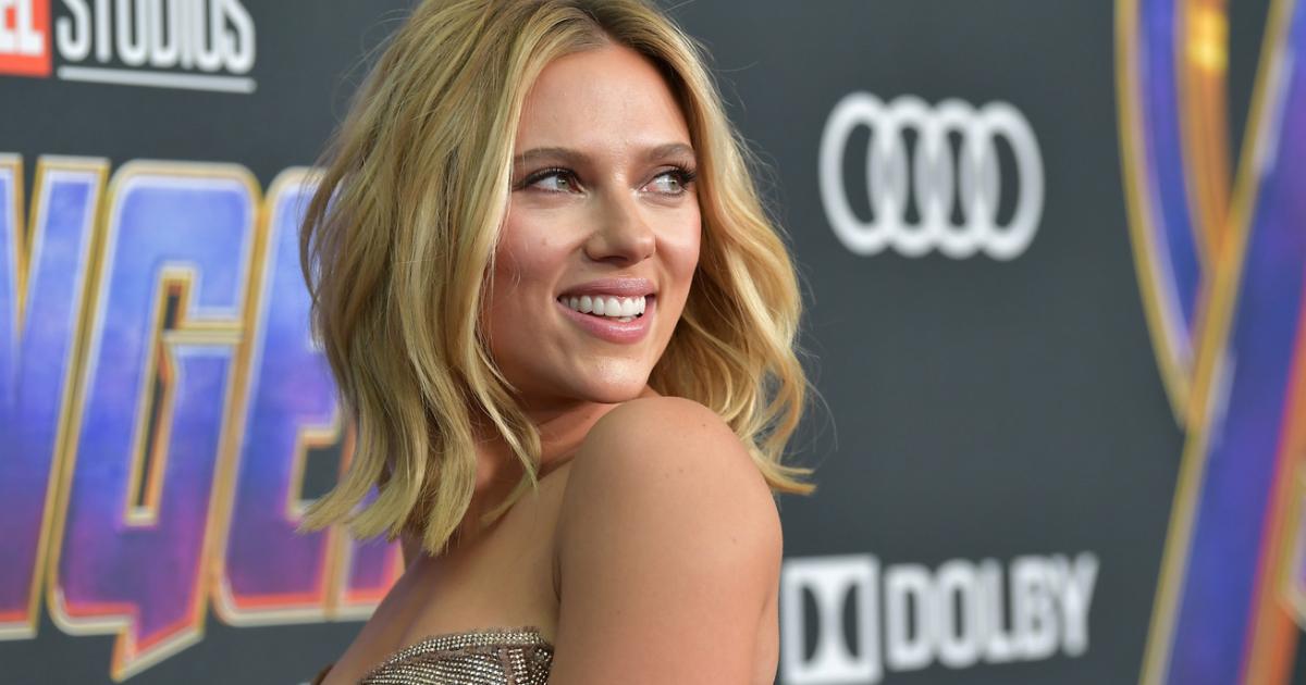 Scarlett Johansson got a tough response from Disney