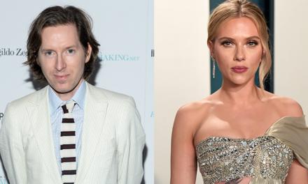 Scarlett Johansson joins Wes Anderson's next film