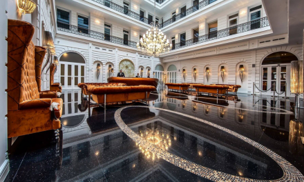 Best hotels for filmmakers in Hungary