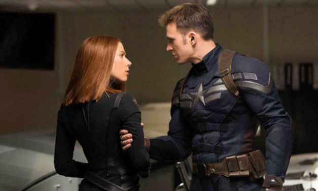 Chris Evans and Scarlett Johansson will star in Apple's Ghosted