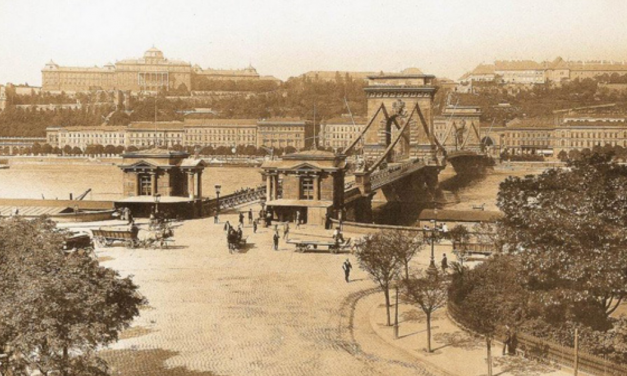 Lumière brothers' film about Budapest