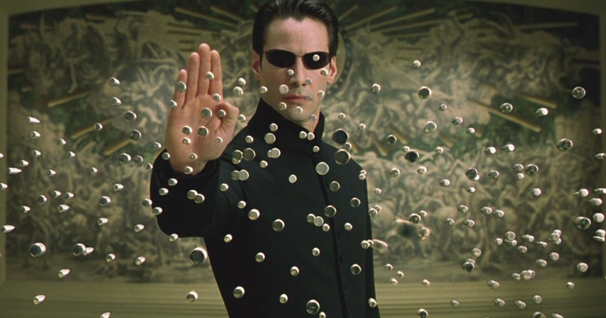 Matrix 4 Trailer & Title Unveiled During Warner Bros CinemaCon Reel