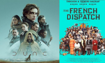 New York Film Festival added films to the list, like Dune and French Dispatch