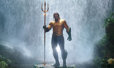 Jason Momoa revealed his new Aquaman costume