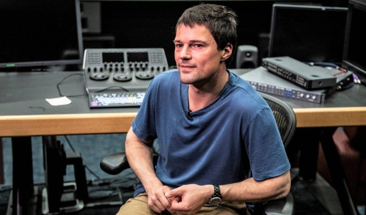 ORIGO Studios, Chernobyl: Abyss, interview, Mihály Korom, Hungary