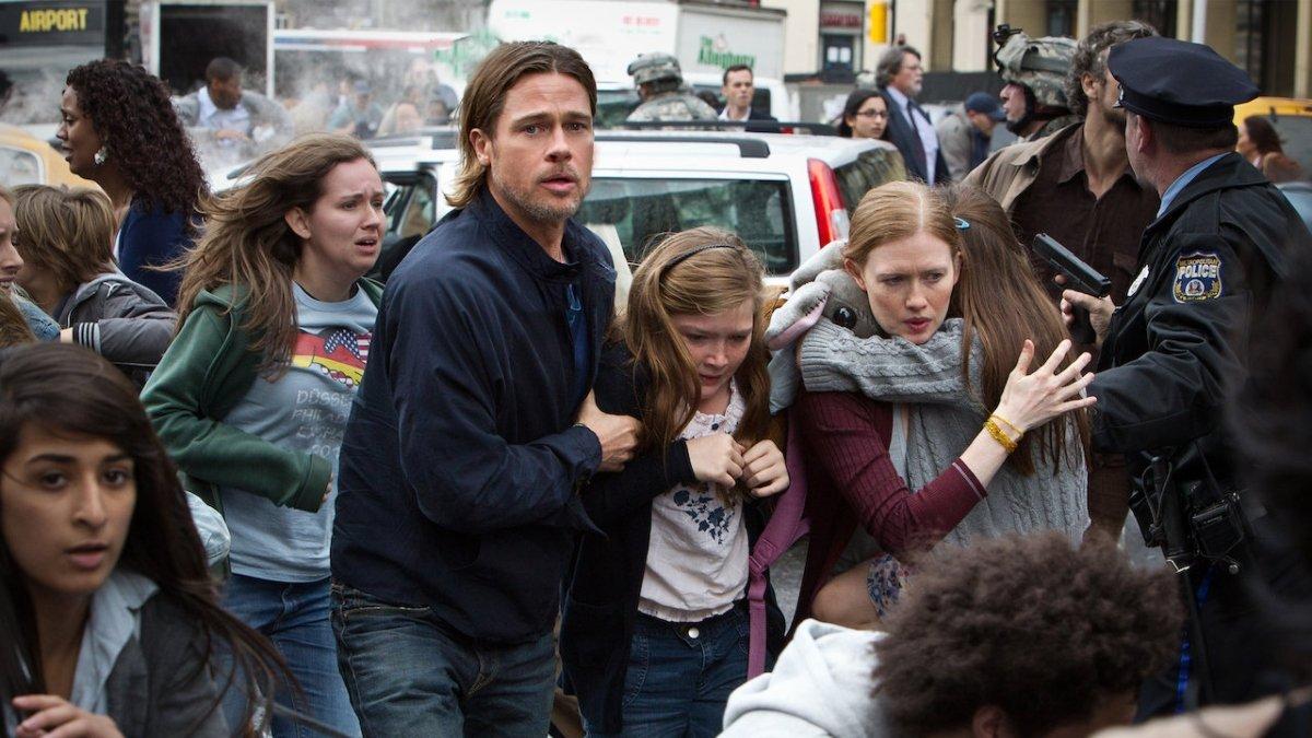 World War Z, Brad Pitt, Hungary, Budapest, Hungarian location, location, review, zombie films, zombie