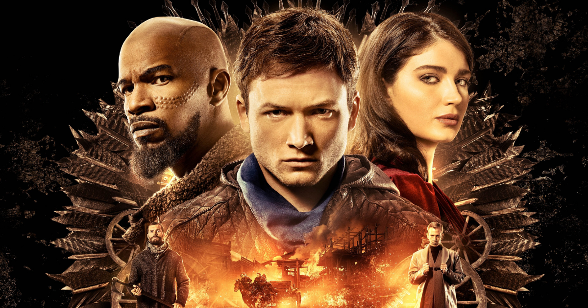 Good guys and bad guys – Robin Hood (2018) Review