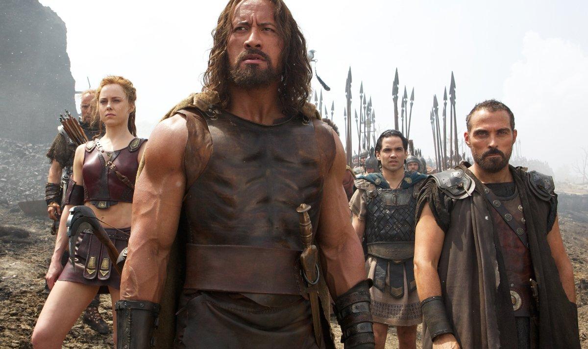 Hercules, Origo film studio, Hungary, review, Dwayne Johnson