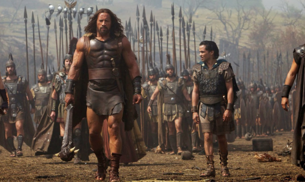 Magnificent sets and Dwayne Johnson, nothing more – Hercules (2014) Review