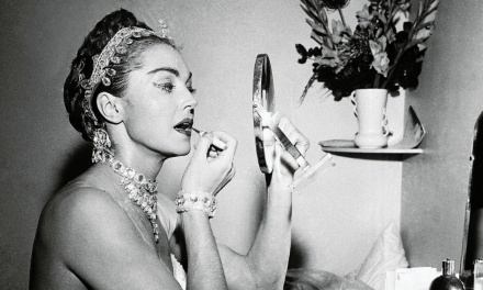 Makeup Tricks of Old Hollywood