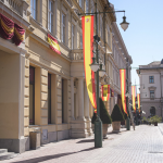 Szeged turned into Madrid due to an American crime series