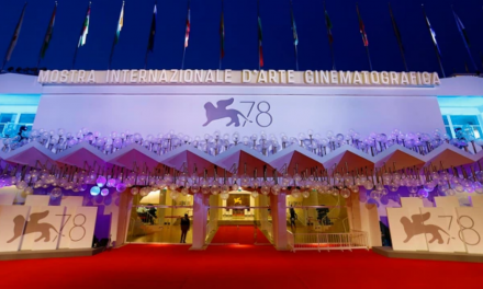The Venice Film Festival opened with a double screening