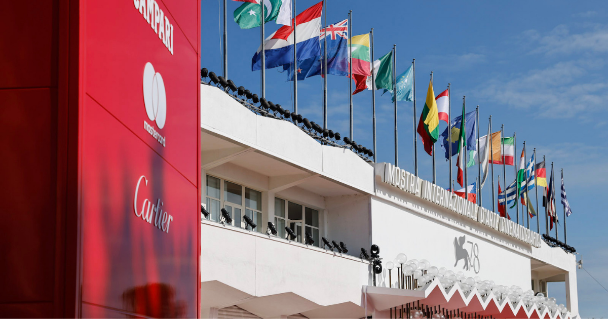 Venice Film Festival reported zero COVID infections